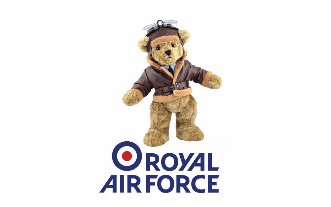 英国皇家空军100周年
